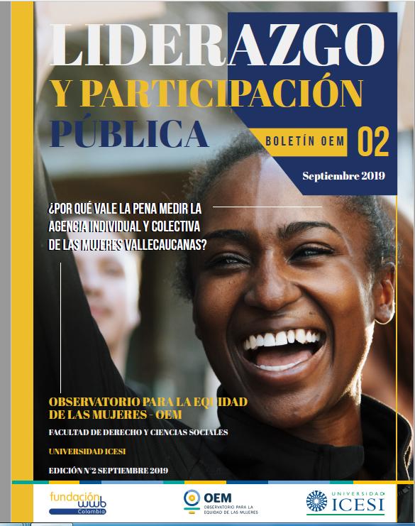 Boletín OEM 2 - Liderazgo y participación pública