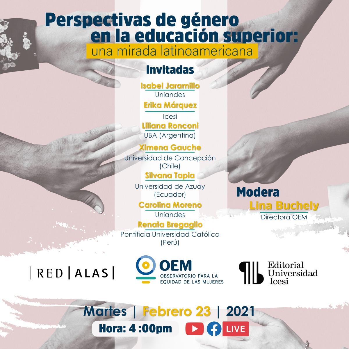 Perspectivas de genero- OEM Observatorio para la equidad de la mujer CALI